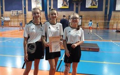 Finał wojewódzki w badmintona